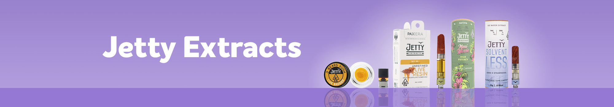 Jetty Extracts